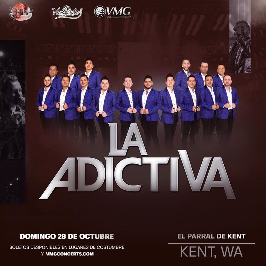 La Adictiva – El Parral de Kent – Kent, WA